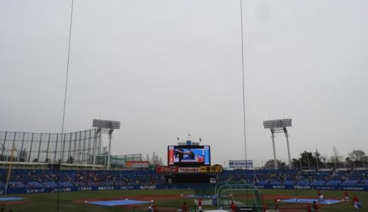 【ナゴヤドームでも試合中止!?】ヤクルトの試合用具遅延のお知らせがあった日、広島は川が氾濫していました。