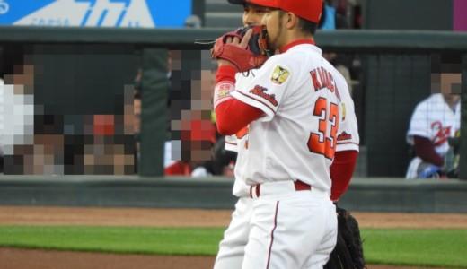 野球選手の声ってどんくらい大きいんじゃろう。