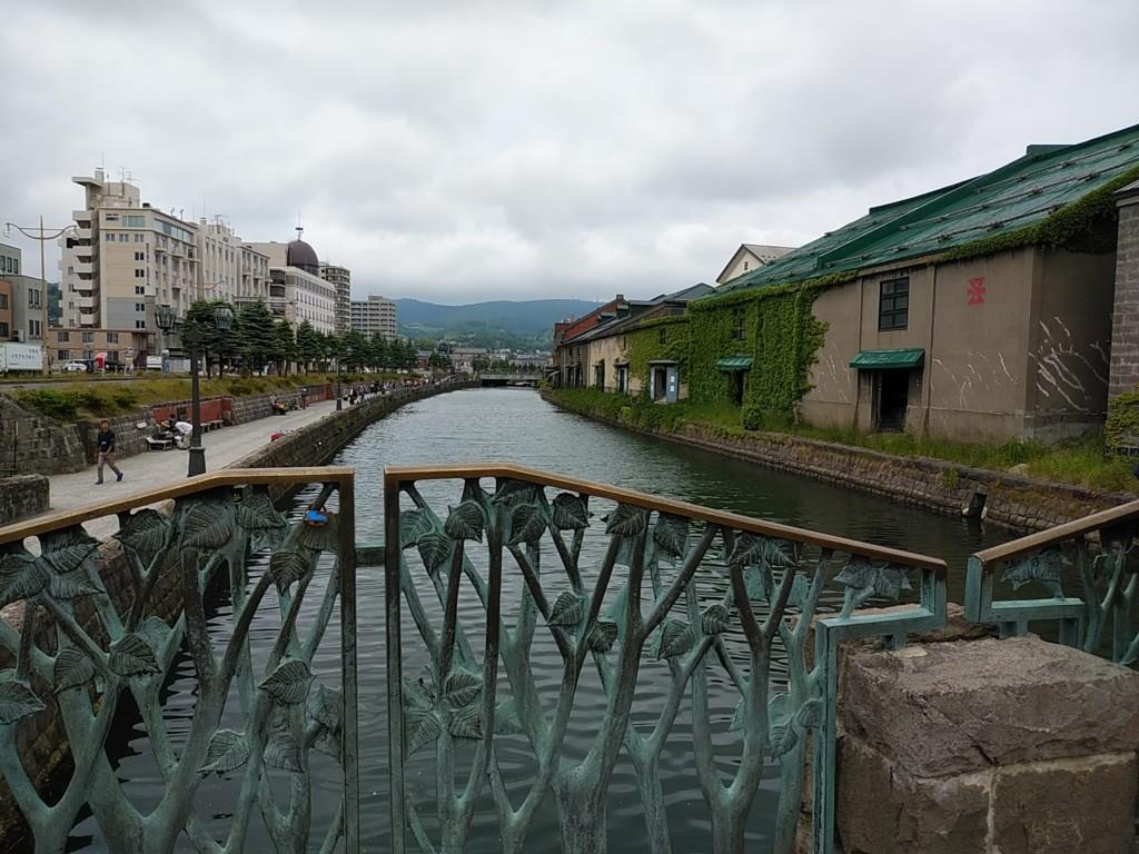 札幌から電車で約30分!小樽へ行きました!