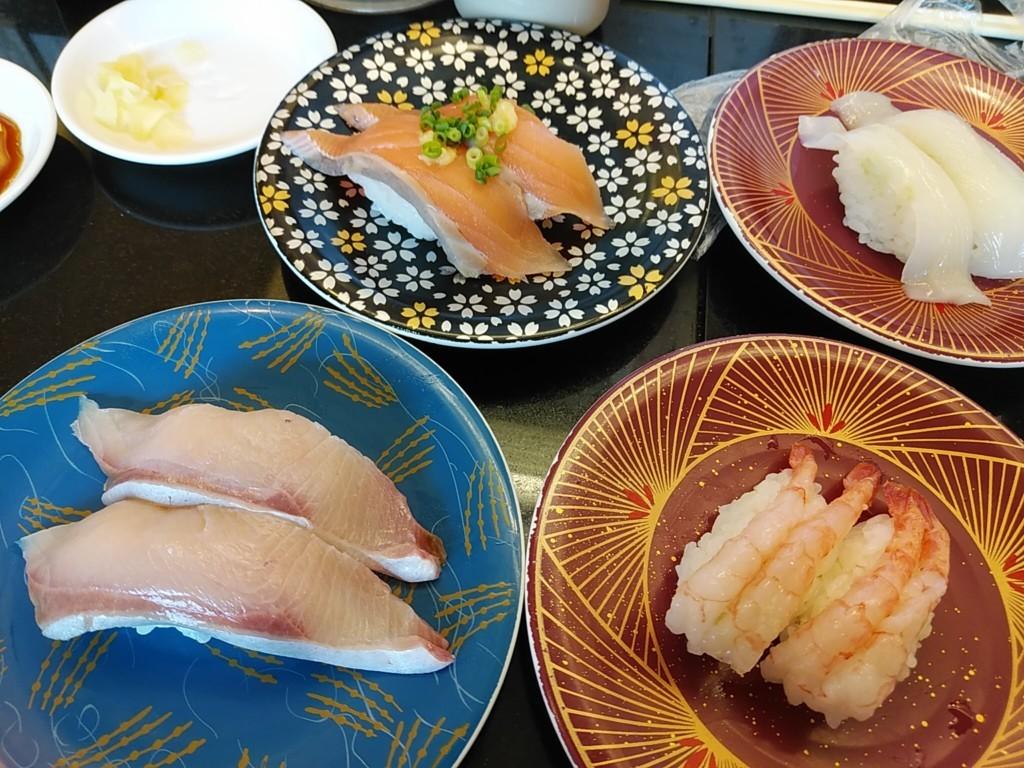 海鮮色々食べたいなら!回転寿司 和楽(小樽)